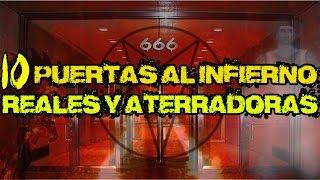 TOP: 10 ubicaciones aterradoras conocidas como puertas al infierno