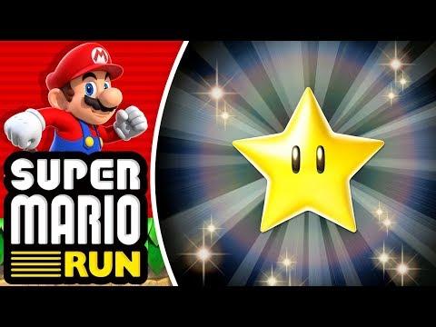 ¡El mundo estrella! - Super Mario Run