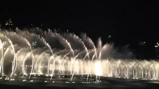 The Dubai Dancing Fountain - Enta Omre