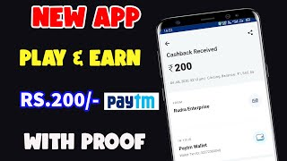Earn Daily 200₹ Paytm Cash In Telugu | Paytm Cash Earning Apps 2020 | Krishna Mohan Sai