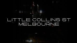 Little Collins St Time Lapse