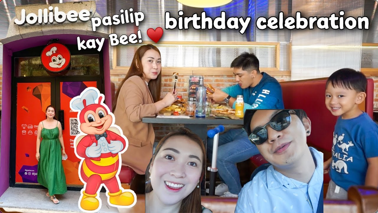 YEHEY! MAY JOLLIBEE NA DITO SA MADRID🇪🇸| Celebrating our Birthdays | Unboxing another Pampapayat