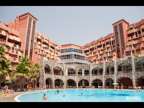Room Reviews Holiday Palace Polynesian Vs Holiday Village Benalmádena Spain