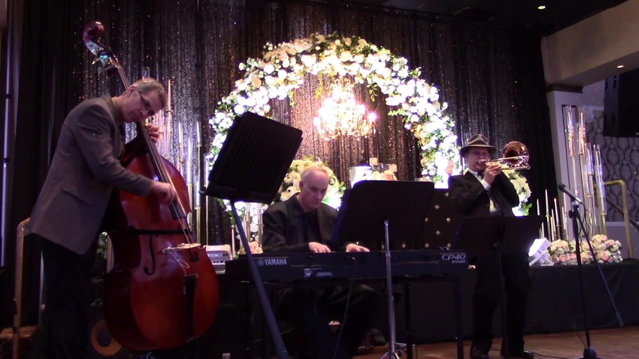 Kris Jay Trio   Background Reception Jazz   Home