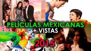 Pelicula mexicana 2015