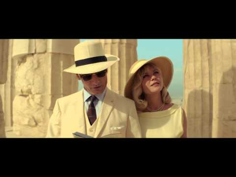 The Two Faces of January   1  Oscar Isaac, Viggo Mortensen, Kirsten Dunst