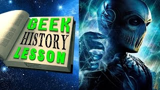 History of Zoom (The Flash) - Geek History Lesson