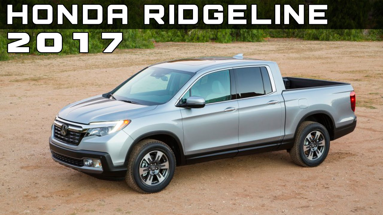 2017 Honda Ridgeline Review Rendered Price Specs Release Date