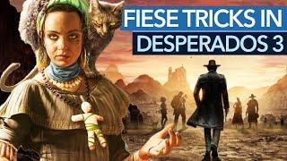 Desperados 3 wird ein Spiel für SCHLECHTE Menschen