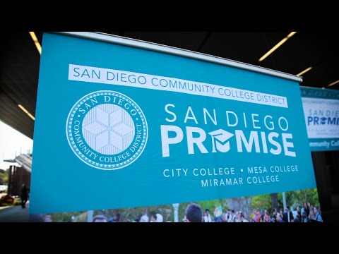 San Diego Promise Press Conference - June 22, 2016