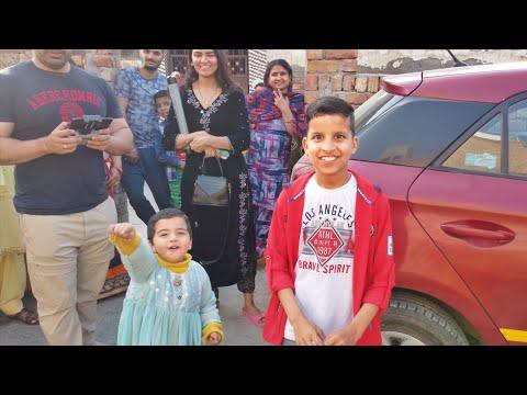 Rashi Met Piyush In Hansi, Haryana @Sourav Joshi Vlogs