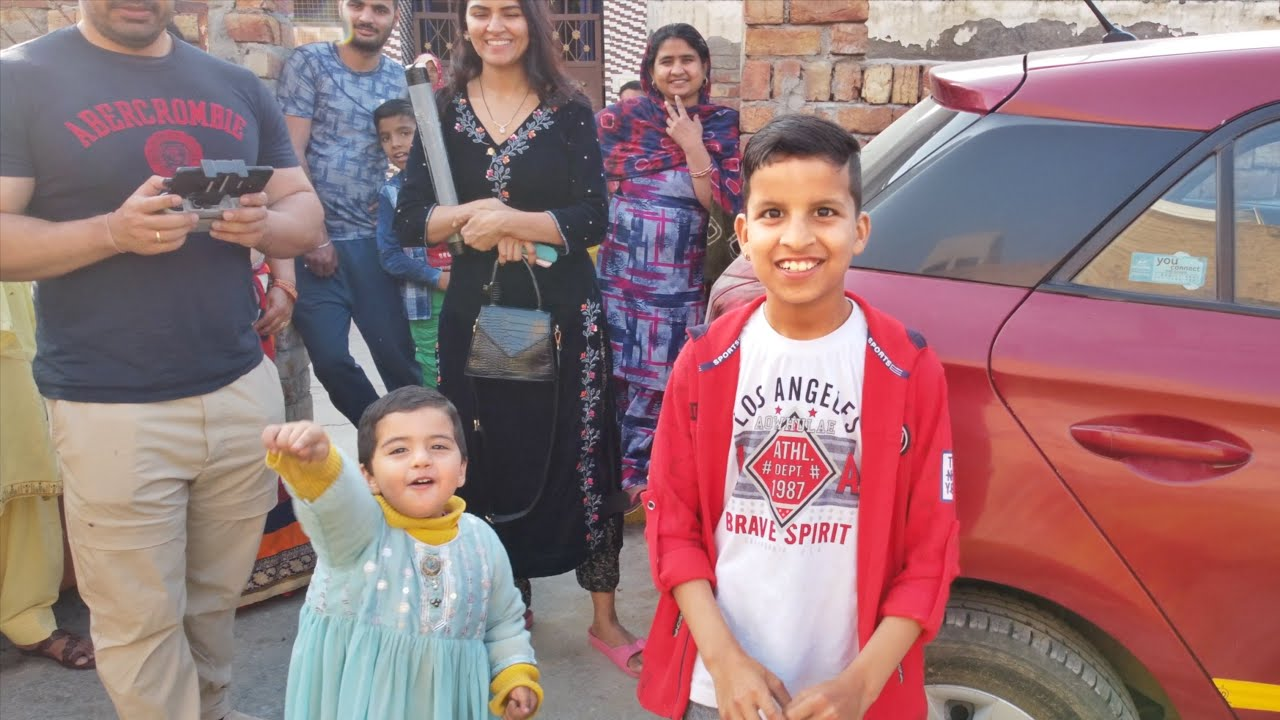 Download Rashi Met Piyush in Hansi, Haryana @Sourav Joshi Vlogs