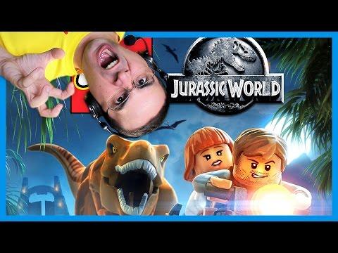 Είναι Όλοι Ηλίθιοι! (Lego: Jurassic World)