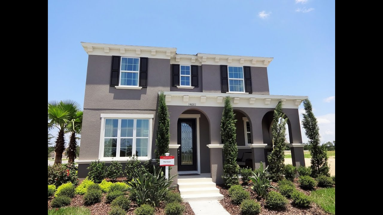 Orchard Hills By Beazer Homes In Winter Garden Harrison