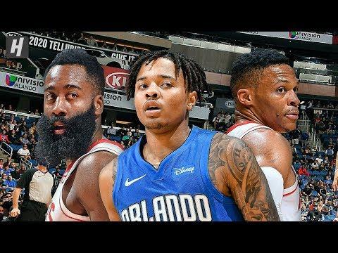 Houston Rockets vs Orlando Magic - Full Game Highlights   December 13, 2019   2019-20 NBA Season
