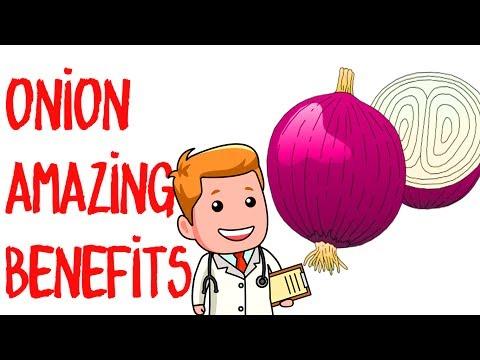 Health Benefits Of Onion Peels