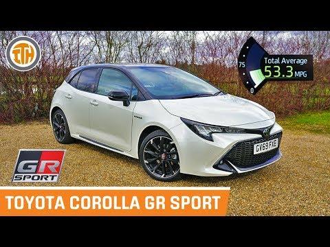 Toyota's Secret Weapon! 2020 Corolla GR SPORT Review