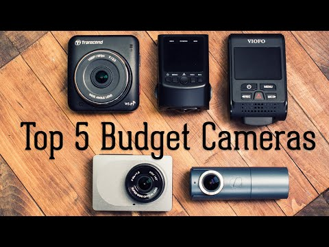 Top 5 Budget Dash Cameras - Great Cams That Don't Break The Bank!