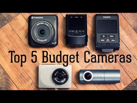 Top 5 Budget Dash Cameras - 2017 Edition