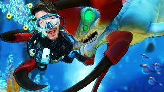 Subnautica UPDATE - THE REAPER HAS CHANGED... IT