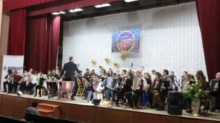 �������� ���� Запорожский марш ( 100 баянистов\аккордеонистов) ������