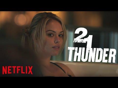 21 THUNDER  German Deutsch 2018 Netflix Original Serie   & Kritik
