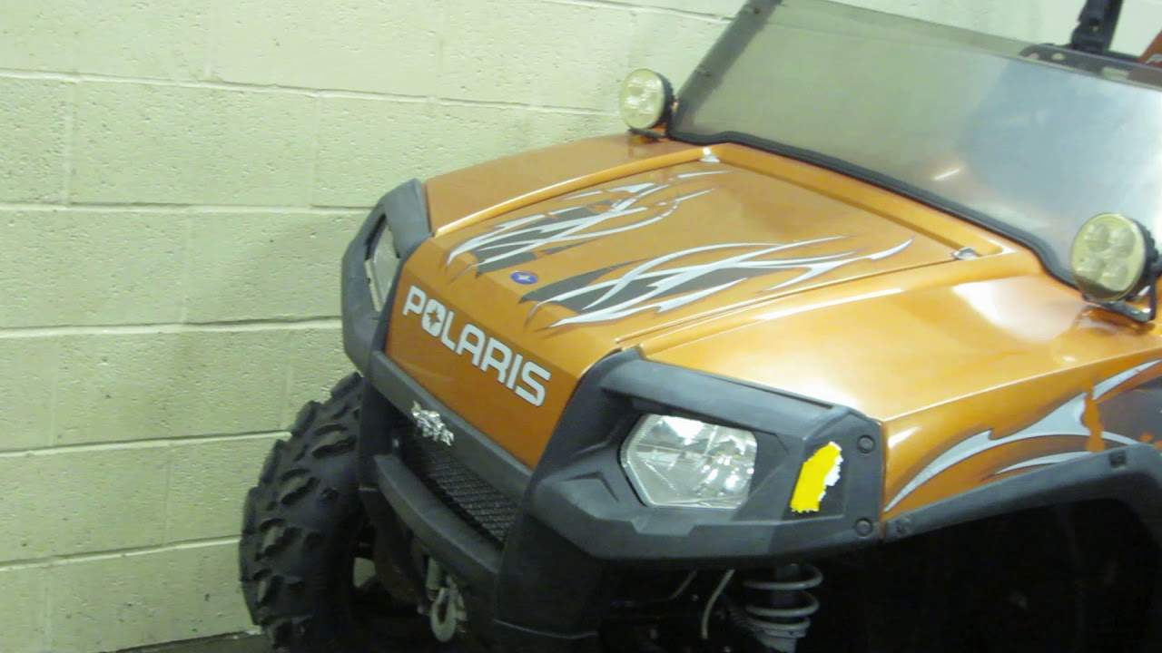 medium resolution of 2009 polaris rzr 800 le 99 4