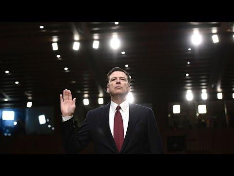Former FBI James Comey Full Testimony