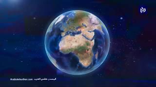 النشرة الجوية الأردنية من رؤيا 26-2-2020 | Jordan Weather