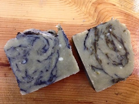 How to make Hemp Soap with Recipe