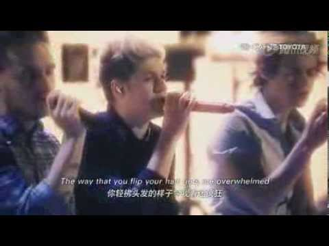One Direction - What Makes You Beautiful (Behind the Scenes)