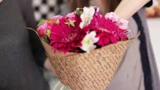 Замовити живі квіти з доставкою у  Львові недорого та швидко у магазині