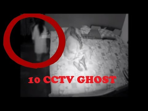 Top 10 Real CCTV Ghost Caught On Camera | Real Creepy Videos | Real Ghost Sighting