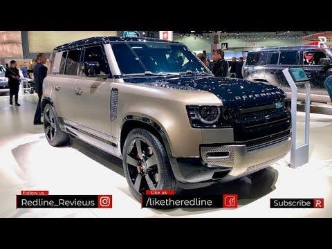 2020 Land Rover Defender – Redline: First Look – 2019 LA Auto Show