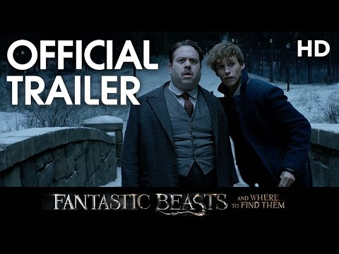 Fantastic Beasts and Where to Find Them (2016) Official Comic-Con Trailer [HD]