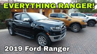 2019 Ford Ranger! Frame and Body! Check this out!