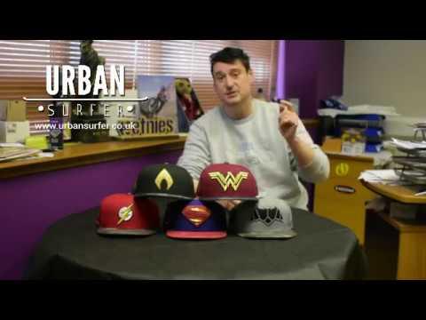 27db6de892462 New Era Justice League Caps - YouTube