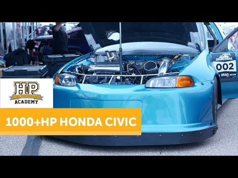 1100HP V6 Turbo Hatch | J Series Honda CIVIC [TECH TALK] Mp3