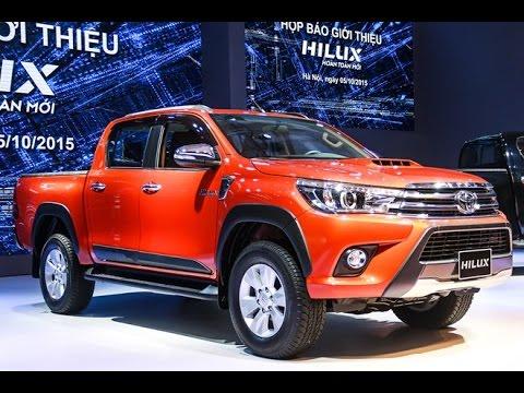 Toyota Hilux New - Vietnam Car