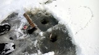 Рыбалка по льду 2020 2021 В далёкий путь на трудно доступное озеро за хорошей плотвичкой