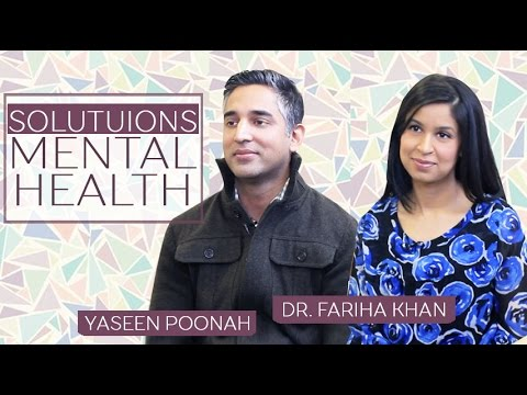 Solutions to Mental Health Challenges | Dr. Fariha Khan & Yaseen Poonah