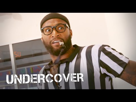 DeMarcus Cousins Ruins a Basketball Game as Referee | Undercover