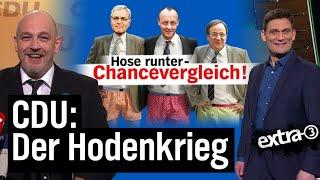 Männer-Machtkampf in der CDU