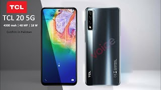 TCL 20 5G Price in Pakistan   Launch in Pakistan & Opinion!