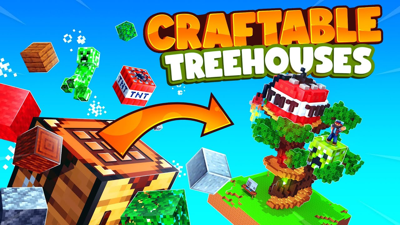 Craftable Treehouses - Trailer