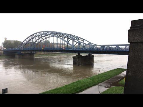 Krakow flooding (HJRR) Sept 2017