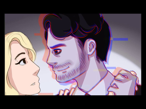'Dancing With The Devil?' - Darkiplier and Amy Speedpaint