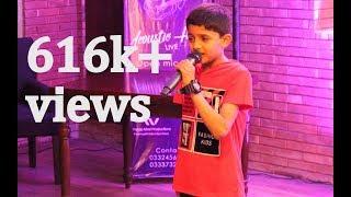 Dil diyan gallan at Live Music Night    Arshman Naeem