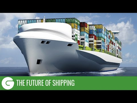 Sustainable, Safe, Green: The Future Of Shipping