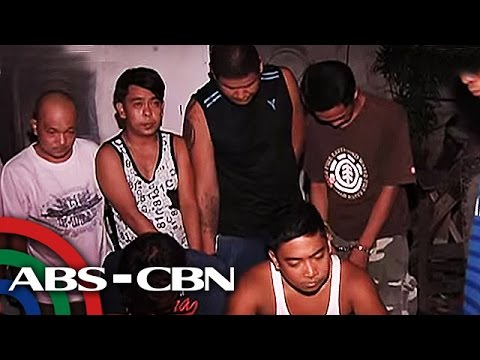 Drug den sa Taguig, sinalakay; 7 arestado